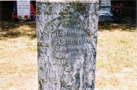 SLOCUM, WILLIAM H. - Cross County, Arkansas | WILLIAM H. SLOCUM - Arkansas Gravestone Photos