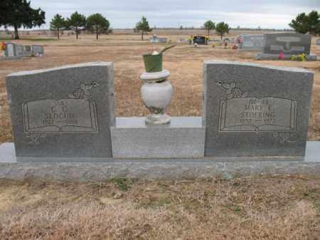 SLOCUM, C C - Cross County, Arkansas | C C SLOCUM - Arkansas Gravestone Photos