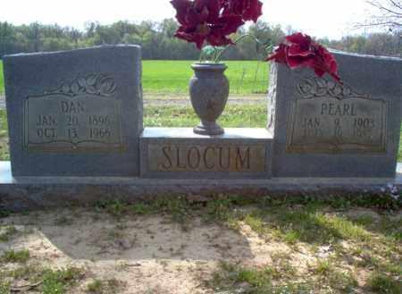 SLOCUM, DAN - Cross County, Arkansas   DAN SLOCUM - Arkansas Gravestone Photos