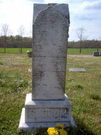SLOCUM, DELIA - Cross County, Arkansas | DELIA SLOCUM - Arkansas Gravestone Photos