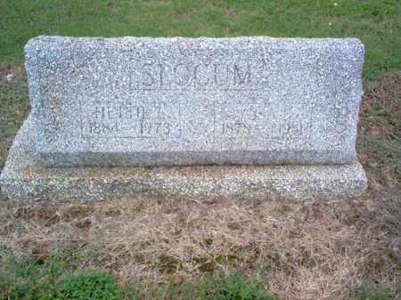 SLOCUM, J A - Cross County, Arkansas | J A SLOCUM - Arkansas Gravestone Photos