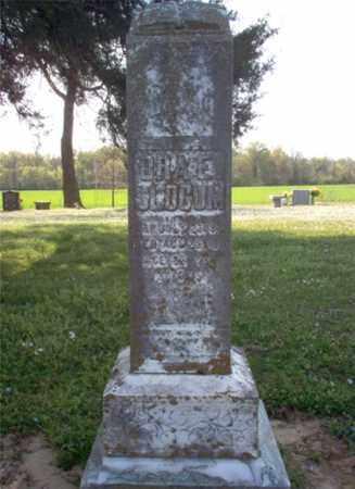 SLOCUM, ORA E - Cross County, Arkansas   ORA E SLOCUM - Arkansas Gravestone Photos