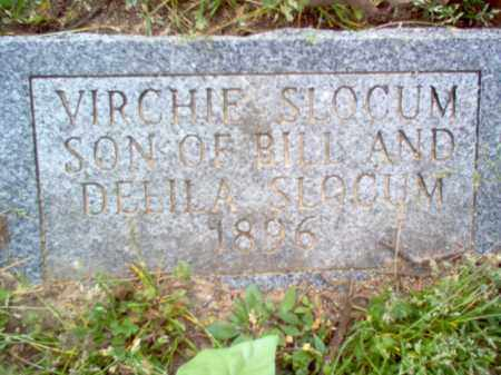SLOCUM, VIRCHIE - Cross County, Arkansas | VIRCHIE SLOCUM - Arkansas Gravestone Photos