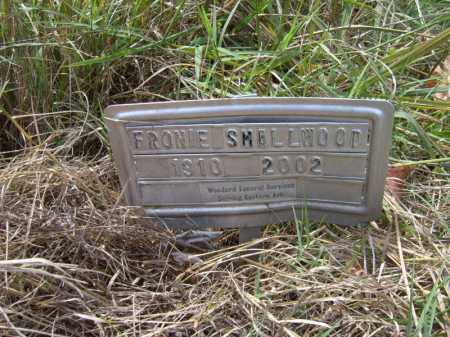 SMALLWOOD, FRONIE - Cross County, Arkansas | FRONIE SMALLWOOD - Arkansas Gravestone Photos