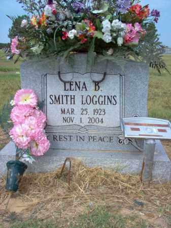 CHAMBERS SMITH-LOGGINS, LENA B - Cross County, Arkansas | LENA B CHAMBERS SMITH-LOGGINS - Arkansas Gravestone Photos