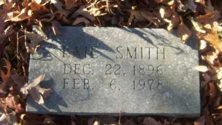 SMITH, EXIE - Cross County, Arkansas   EXIE SMITH - Arkansas Gravestone Photos