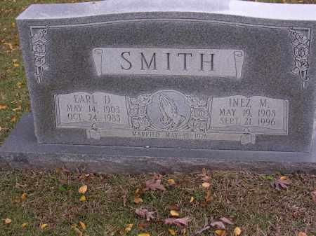 SMITH, INEZ MAY - Cross County, Arkansas   INEZ MAY SMITH - Arkansas Gravestone Photos