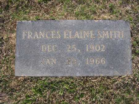 SMITH, FRANCES ELAINE - Cross County, Arkansas | FRANCES ELAINE SMITH - Arkansas Gravestone Photos