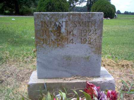 SMITH, INFANT - Cross County, Arkansas | INFANT SMITH - Arkansas Gravestone Photos