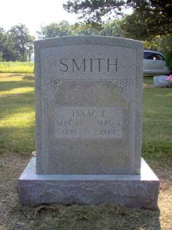 SMITH, ISAAC E - Cross County, Arkansas   ISAAC E SMITH - Arkansas Gravestone Photos