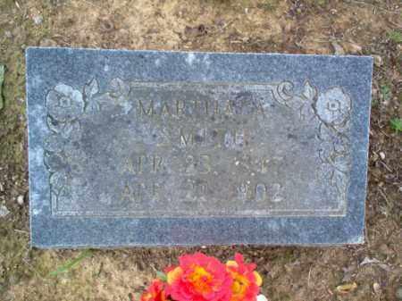 SMITH, MARTHA A - Cross County, Arkansas | MARTHA A SMITH - Arkansas Gravestone Photos