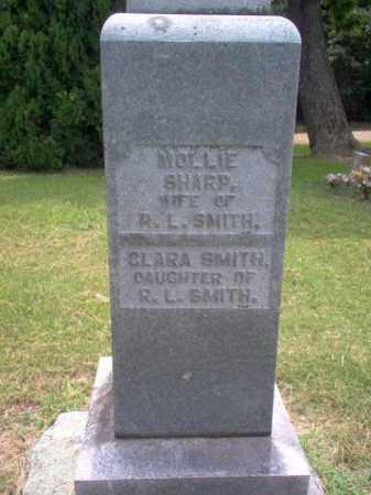 SMITH, CLARA - Cross County, Arkansas | CLARA SMITH - Arkansas Gravestone Photos