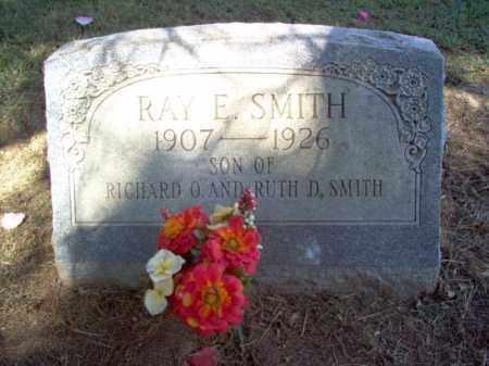 SMITH, RAY E - Cross County, Arkansas   RAY E SMITH - Arkansas Gravestone Photos
