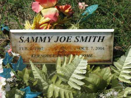 SMITH, SAMMY JOE - Cross County, Arkansas | SAMMY JOE SMITH - Arkansas Gravestone Photos