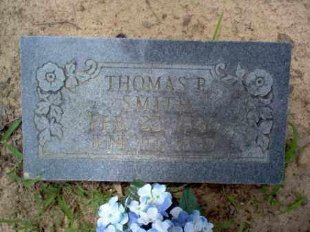 SMITH, THOMAS P - Cross County, Arkansas | THOMAS P SMITH - Arkansas Gravestone Photos
