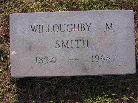 SMITH, WILLOUGHBY M - Cross County, Arkansas | WILLOUGHBY M SMITH - Arkansas Gravestone Photos