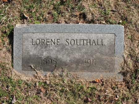 SOUTHALL, LORENE - Cross County, Arkansas | LORENE SOUTHALL - Arkansas Gravestone Photos