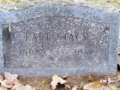 STACY, EARL - Cross County, Arkansas | EARL STACY - Arkansas Gravestone Photos