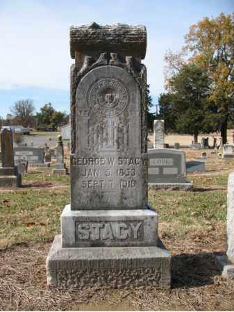 STACY, G.W.M.B. - Cross County, Arkansas | G.W.M.B. STACY - Arkansas Gravestone Photos