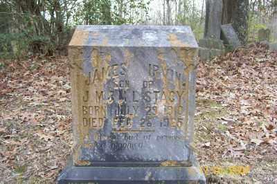 STACY, JAMES IRVIN - Cross County, Arkansas   JAMES IRVIN STACY - Arkansas Gravestone Photos