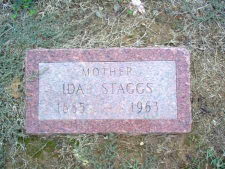 STAGGS, IDA - Cross County, Arkansas | IDA STAGGS - Arkansas Gravestone Photos
