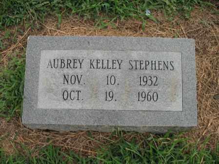 STEPHENS, AUBREY KELLEY - Cross County, Arkansas | AUBREY KELLEY STEPHENS - Arkansas Gravestone Photos