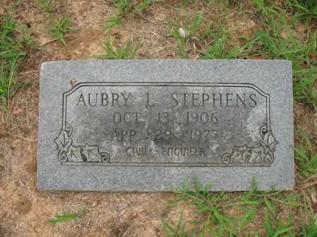 STEPHENS, AUBREY L - Cross County, Arkansas | AUBREY L STEPHENS - Arkansas Gravestone Photos