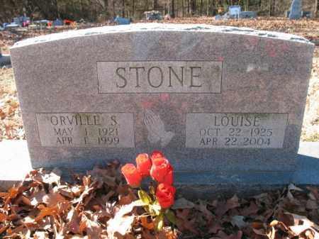 STONE, ORVILLE S - Cross County, Arkansas | ORVILLE S STONE - Arkansas Gravestone Photos