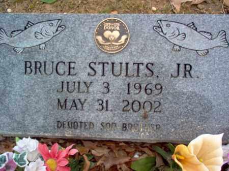 STULTS, JR., BRUCE - Cross County, Arkansas   BRUCE STULTS, JR. - Arkansas Gravestone Photos