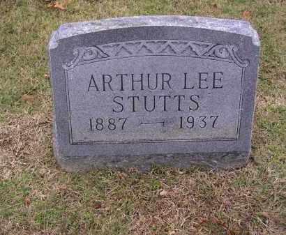 STUTTS, ARTHUR LEE - Cross County, Arkansas | ARTHUR LEE STUTTS - Arkansas Gravestone Photos