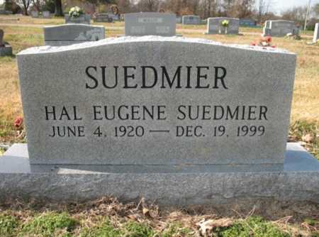 SUEDMIER, HAL EUGENE - Cross County, Arkansas | HAL EUGENE SUEDMIER - Arkansas Gravestone Photos