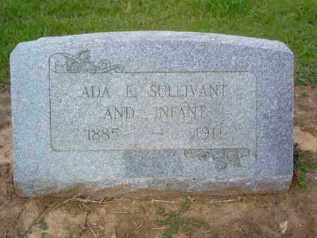 SULLIVANT, INFANT - Cross County, Arkansas   INFANT SULLIVANT - Arkansas Gravestone Photos