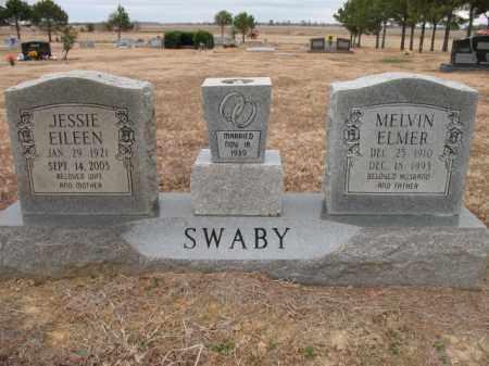 SWABY, MELVIN ELMER - Cross County, Arkansas | MELVIN ELMER SWABY - Arkansas Gravestone Photos