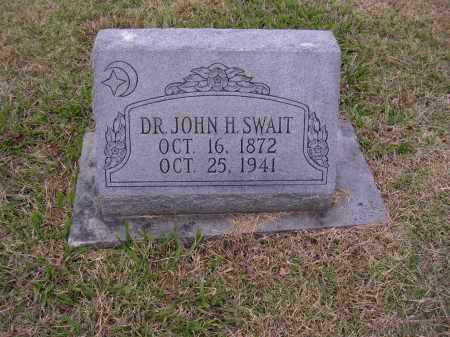 SWAIT, DR JOHN H - Cross County, Arkansas | DR JOHN H SWAIT - Arkansas Gravestone Photos