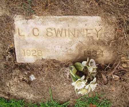 SWINNEY, L. C. - Cross County, Arkansas | L. C. SWINNEY - Arkansas Gravestone Photos