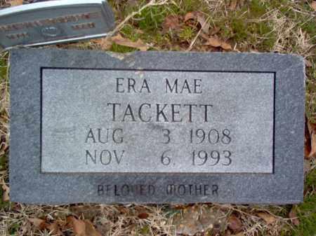 TACKETT, ERA MAE - Cross County, Arkansas   ERA MAE TACKETT - Arkansas Gravestone Photos