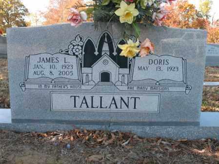 TALLANT, JAMES L - Cross County, Arkansas   JAMES L TALLANT - Arkansas Gravestone Photos
