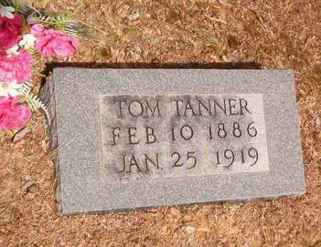 TANNER, TOM - Cross County, Arkansas | TOM TANNER - Arkansas Gravestone Photos