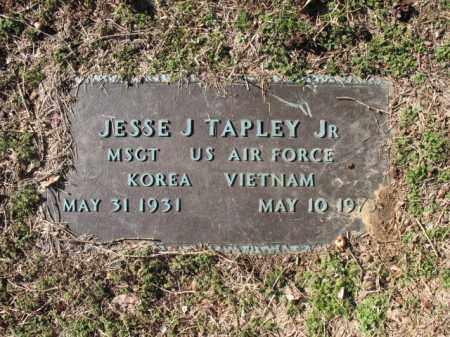 TAPLEY, JR (VETERAN 2 WARS), JESSE J - Cross County, Arkansas | JESSE J TAPLEY, JR (VETERAN 2 WARS) - Arkansas Gravestone Photos