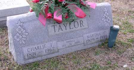 TAYLOR, MARTHA C. - Cross County, Arkansas | MARTHA C. TAYLOR - Arkansas Gravestone Photos
