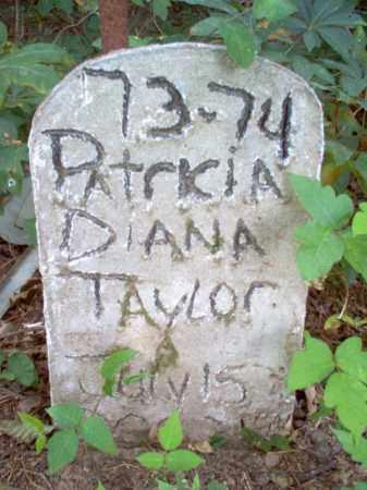 TAYLOR, PATRICIA DIANA - Cross County, Arkansas   PATRICIA DIANA TAYLOR - Arkansas Gravestone Photos