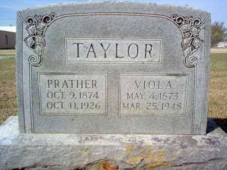 TAYLOR, VIOLA - Cross County, Arkansas | VIOLA TAYLOR - Arkansas Gravestone Photos
