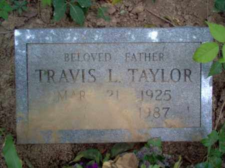 TAYLOR, TRAVIS L. - Cross County, Arkansas | TRAVIS L. TAYLOR - Arkansas Gravestone Photos