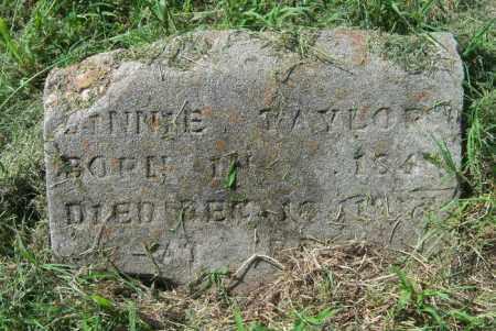 TAYLOR, UNKNOWN - Cross County, Arkansas | UNKNOWN TAYLOR - Arkansas Gravestone Photos