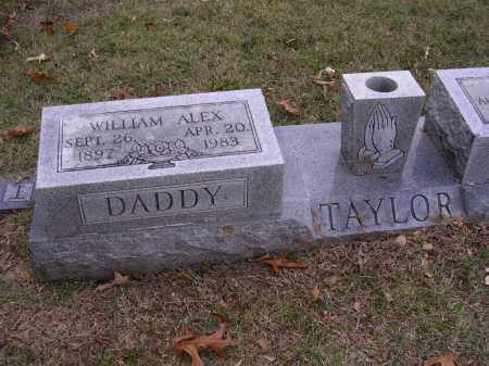 TAYLOR, WILLIAM ALEX - Cross County, Arkansas | WILLIAM ALEX TAYLOR - Arkansas Gravestone Photos