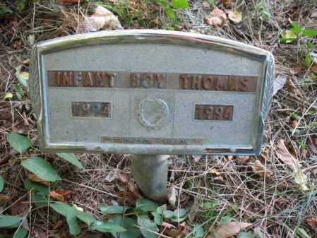 THOMAS, INFANT BOY - Cross County, Arkansas   INFANT BOY THOMAS - Arkansas Gravestone Photos