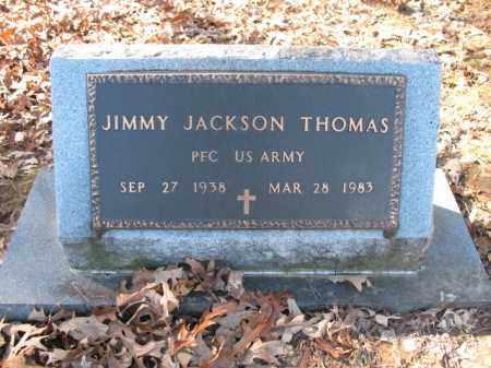 THOMAS (VETERAN), JIMMY JACKSON - Cross County, Arkansas | JIMMY JACKSON THOMAS (VETERAN) - Arkansas Gravestone Photos