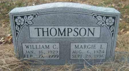 THOMPSON, MARGIE L - Cross County, Arkansas | MARGIE L THOMPSON - Arkansas Gravestone Photos