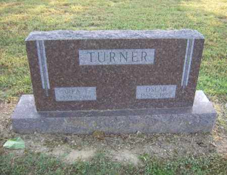 TURNER, OSCAR - Cross County, Arkansas | OSCAR TURNER - Arkansas Gravestone Photos