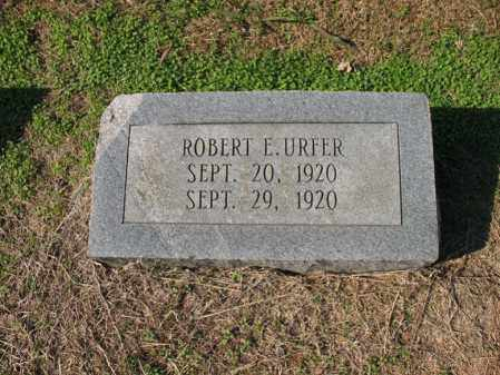 URFER, ROBERT E - Cross County, Arkansas | ROBERT E URFER - Arkansas Gravestone Photos